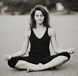 Grace - Lotus position